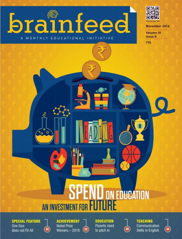 Brainfeed Magazine November 2016 - Issuu