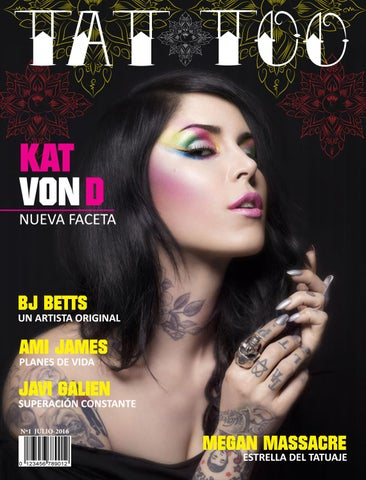 Revista Tattoo By Camiacm Issuu