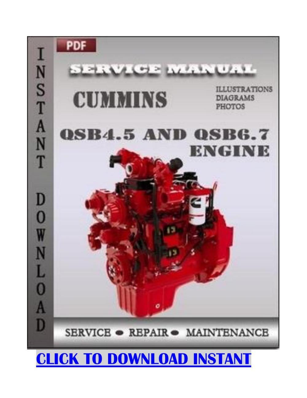 medium resolution of 7 engine operation maintenance service manual