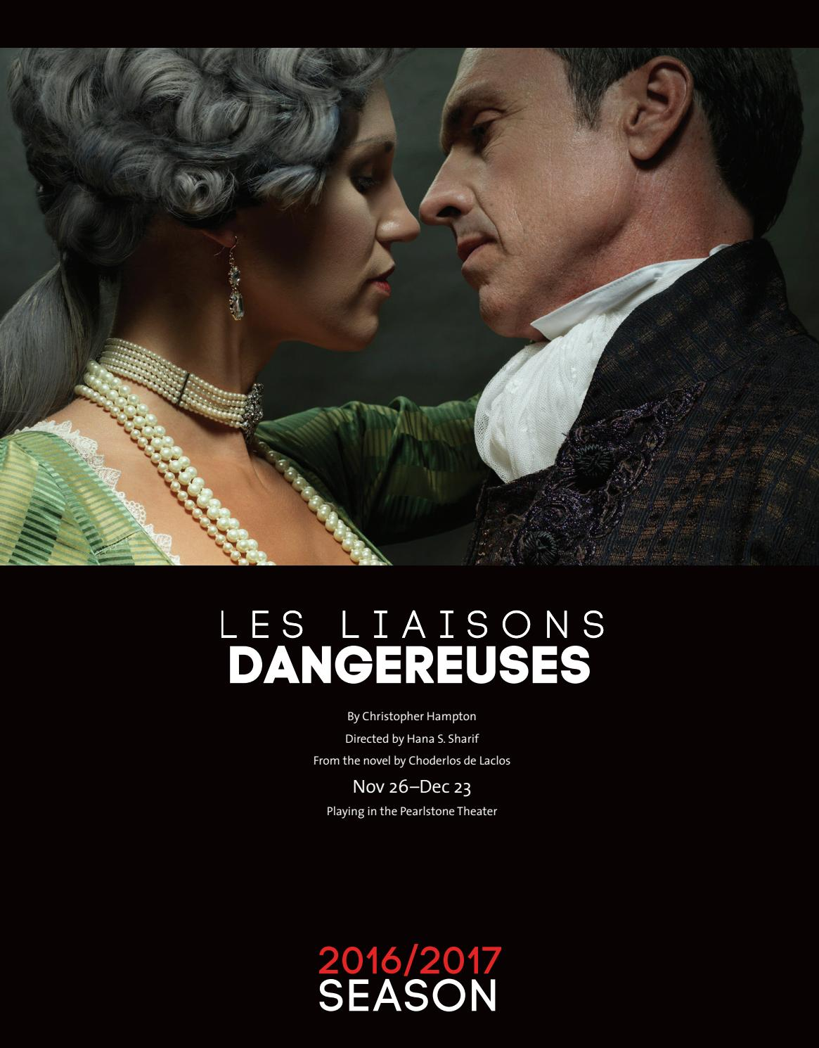 Les Liaisons Dangereuses Film 2002 : liaisons, dangereuses, Liaisons, Dangereuses, Program, Baltimore, Center, Stage, Issuu