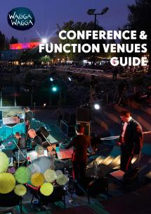 Wagga Conference And Function Venues Guide 2016
