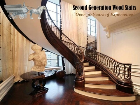 Staircases An Important Part Of A House S Aesthetic Appeal By   Second Generation Wood Stairs   Railing   Presentation Transcript   Powerpoint Presentation   Interior Stair   Railing Systems