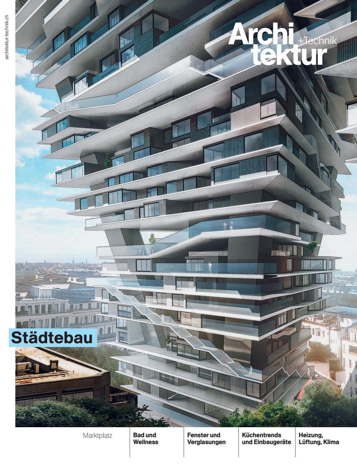 architektur technik 02 2016 by bl