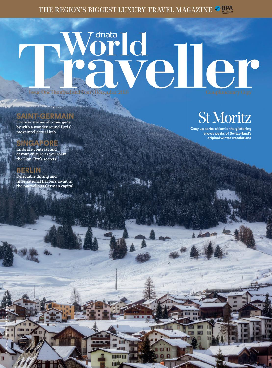 Atala Neukölln World Traveller December'16 By Hot Media - Issuu