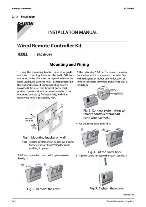 small resolution of daikin engineering data packaged air conditioners floor standing type duct connection type ed45 939
