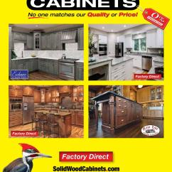 Kitchen Cabinet Direct From Factory Lower Cabinets Solid Wood Company By The King Issuu