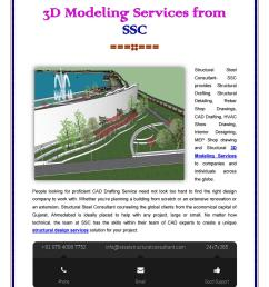structural 3d modeling services company [ 1059 x 1497 Pixel ]