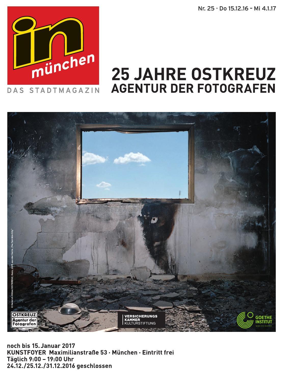 In München Ausgabe 25/2016 By Inmagazin Verlags Gmbh - Issuu
