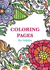 Coloring Pages for Adults - Free Adult Coloring Book by ...