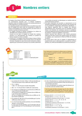 Mission Indigo Maths 5eme Correction : mission, indigo, maths, correction, Extraitmathscopie, Issuu