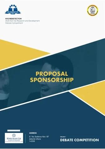 Proposal Sponsorship Contoh : proposal, sponsorship, contoh, Delis17, Issuu