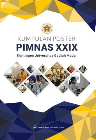 Buku Kumpulan Poster Kontingen PIMNAS XXIX UGM by