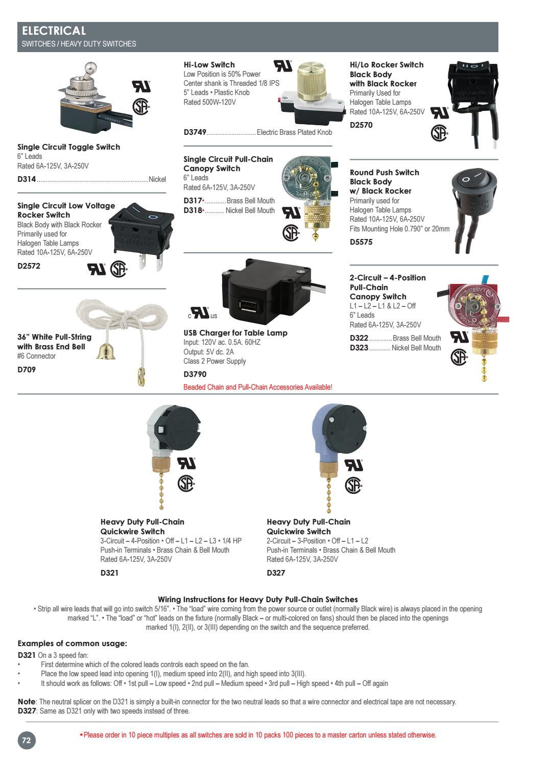 hight resolution of adl catalog 2017 the book by luminance issuu rh issuu com single pole switch wiring diagram 3 wire switch wiring diagram