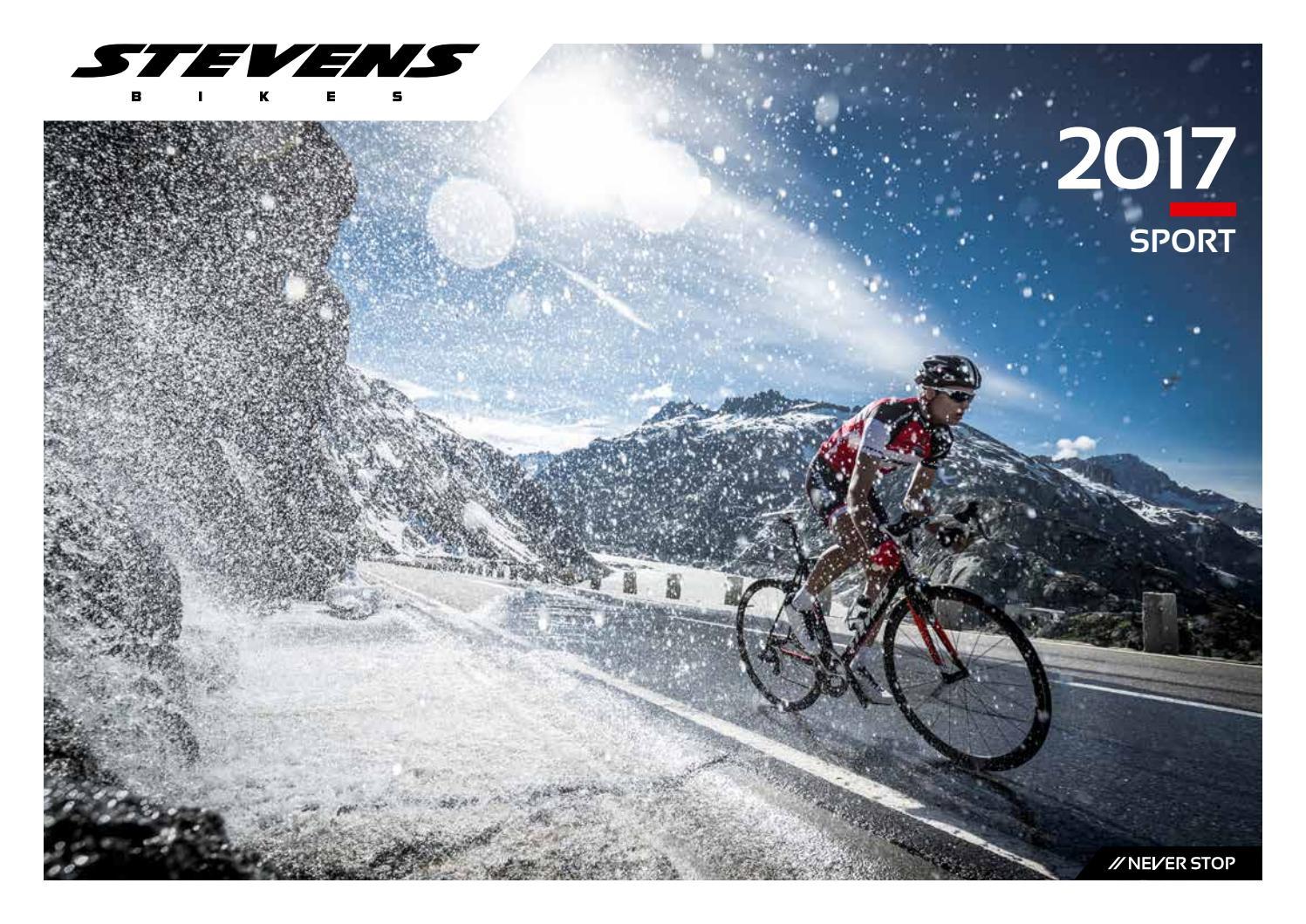 catalogo stevens 2017 by bikemtb net