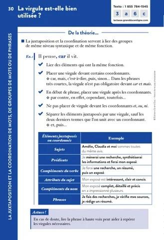 Peut On Mettre Une Virgule Avant Et : mettre, virgule, avant, Feuilleteur, Expert, Ecriture, Éditions, Grand, Issuu