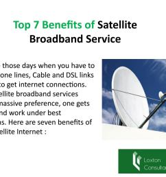 top 7 benefits of satellite broadband service by loxtonconsultancy issuu [ 1500 x 1125 Pixel ]