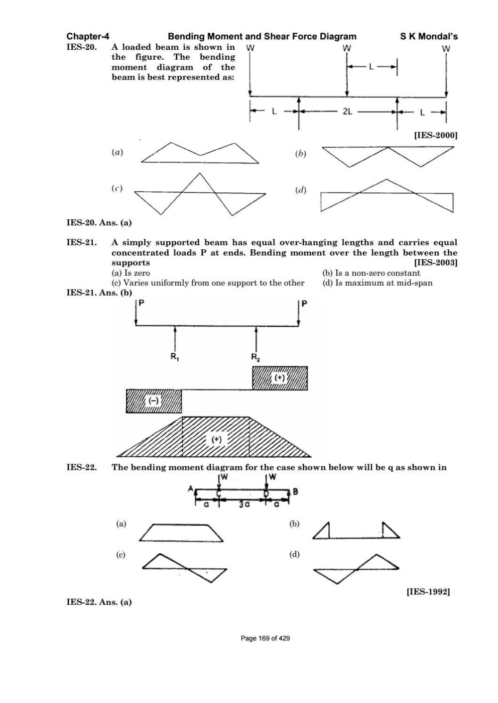 medium resolution of shear force diagram non uniform load