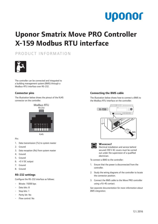 medium resolution of uponor product info smatrix move pro modbus rtu en 1088472 12 2016