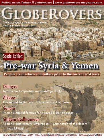 globerovers magazine dec 2016