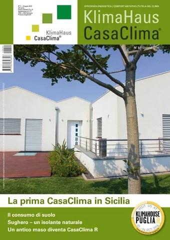 Rivista CasaClima 03 2014 by KlimaHaus Agentur Agenzia CasaClima  Issuu