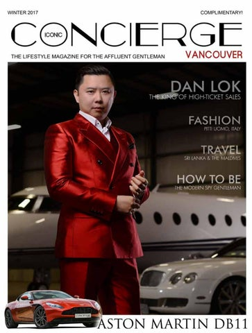 Iconic Concierge Vancouver Winter 2017 By Iconic Concierge