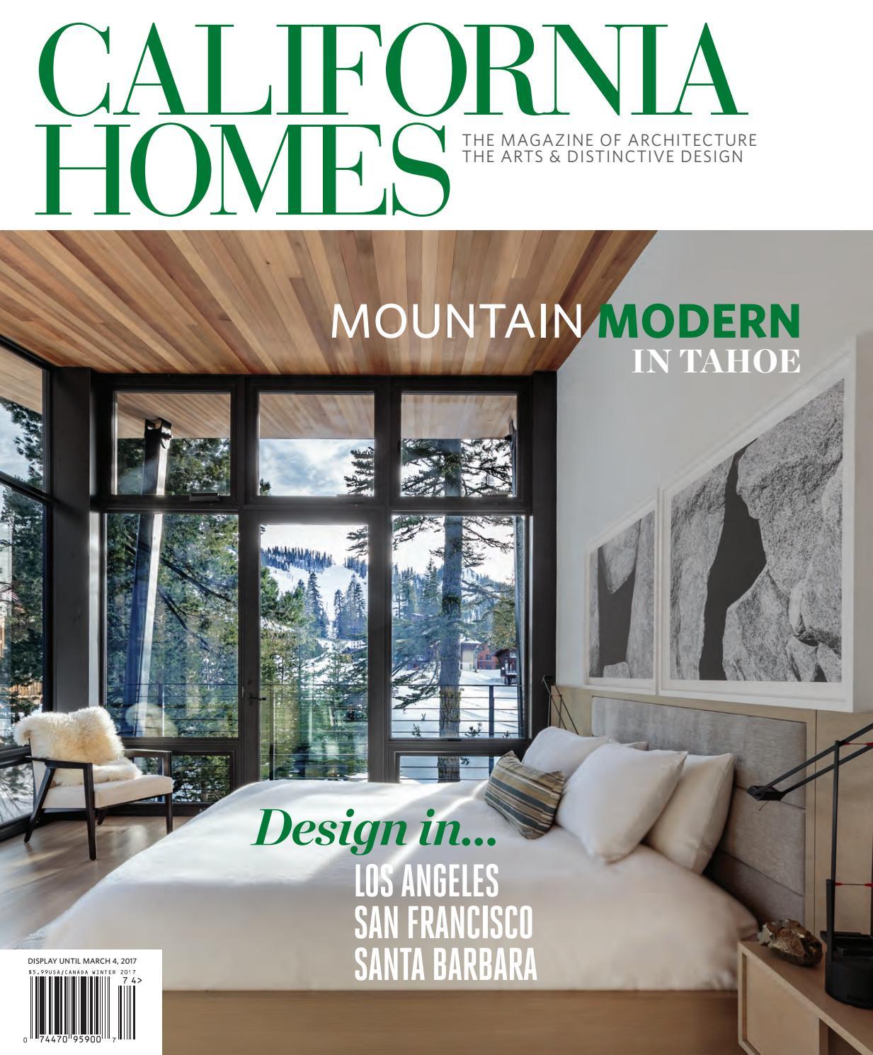 California Homes  Winter 201617 by California Homes
