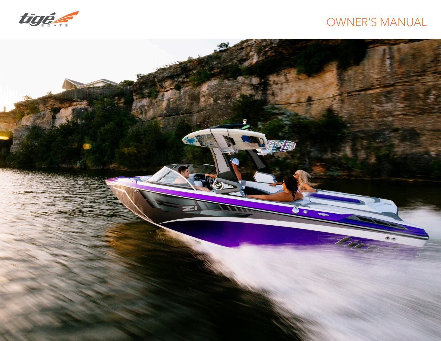 hight resolution of 2017 tige owners manual by tige boats issuu tige rz2 wiring diagram