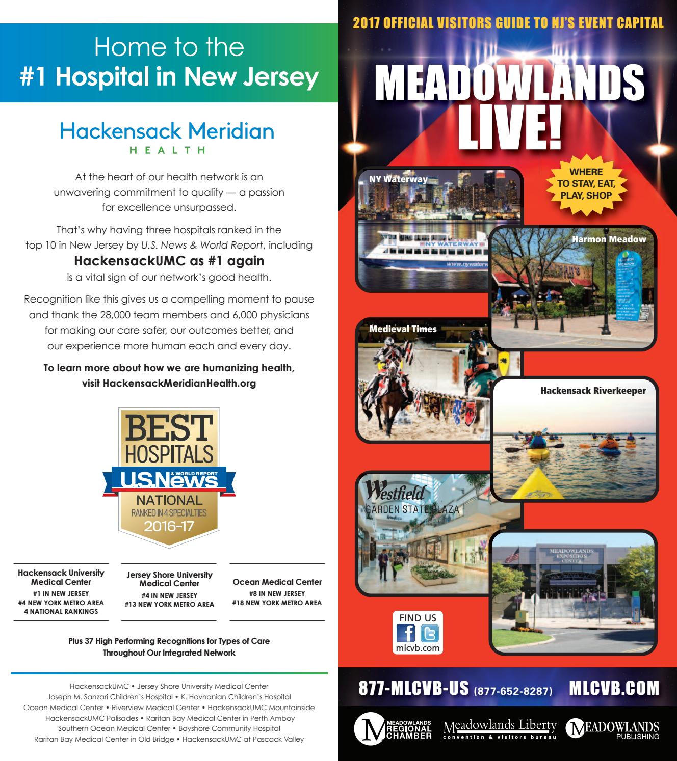 hight resolution of 2017 meadowlands liberty region visitors guide by meadowlands media issuu