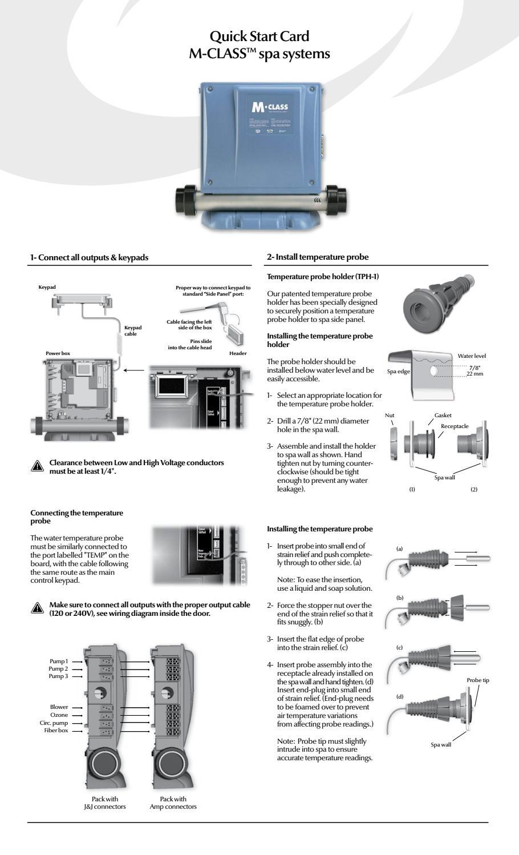 medium resolution of clarke spa pump wire diagram