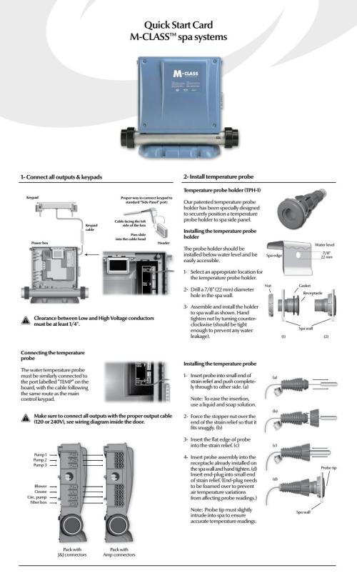 small resolution of clarke spa pump wire diagram