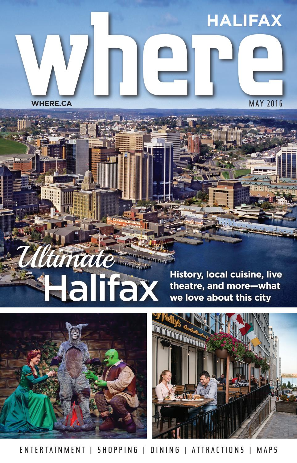 Where Magazine May 2016 By Metro Guide Publishing Issuu