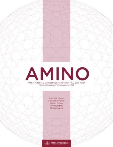 AMINO PCC EAMSC 2017 By AMSA Indonesia Issuu