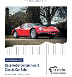 race retro competition classic car sale 24th 26th february by wiring diagram 1955 aston martin db3s ft boxcar free download wiring [ 1059 x 1497 Pixel ]