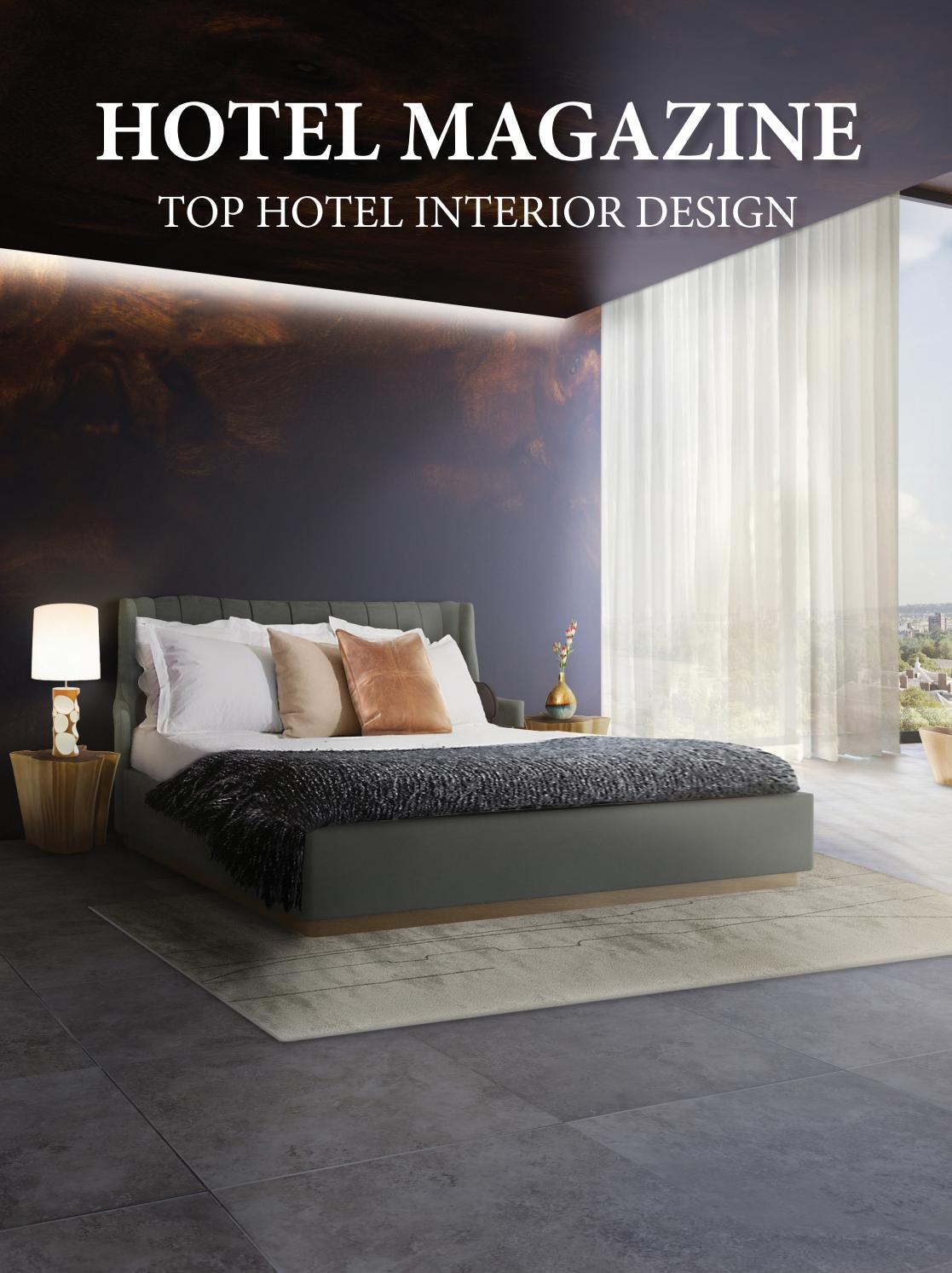 Hotel Magazine  Top Hotels Interior Design by HOME