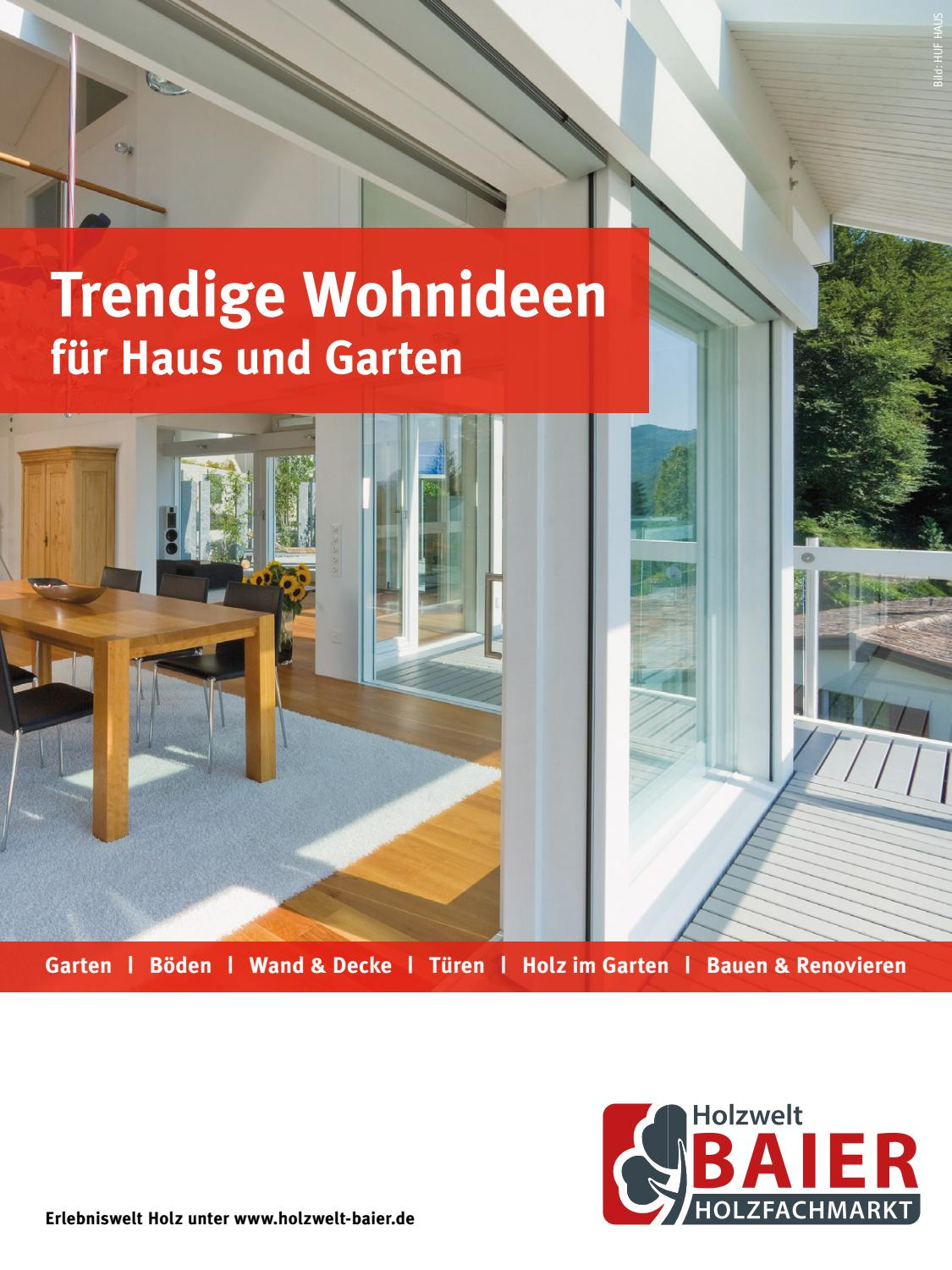 Holzwelt Baier 2017 By Kaiser Design - Issuu