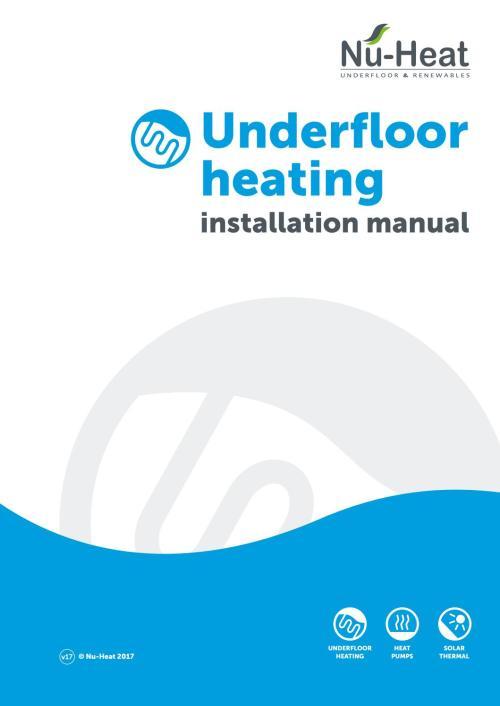 small resolution of nu heat underfloor heating installation manual