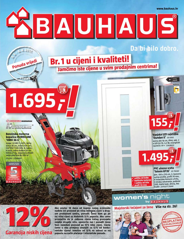 bauhaus katalog hrvatska