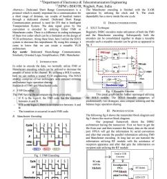 re usable sols encoder for dsrc applications by international journal for scientific research and development ijsrd issuu [ 1059 x 1497 Pixel ]