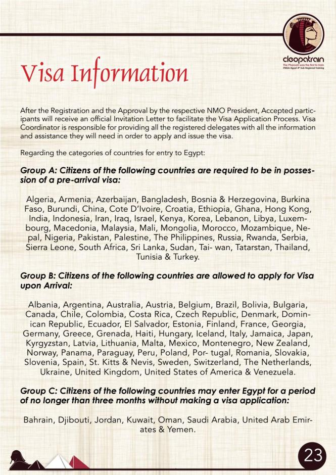 Business invitation letter visa netherlands cogimbo ifmsa egypt 4th srt cleopatrain by issuu stopboris Gallery