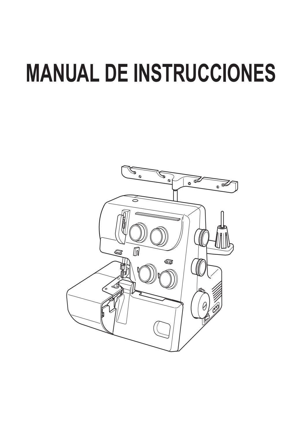 Manual de instrucciones 8002d by Angela Maria Castro