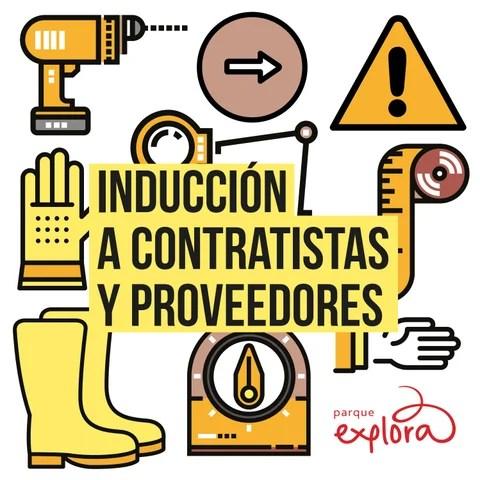 Cartilla Induccin a contratistas y proveedores by