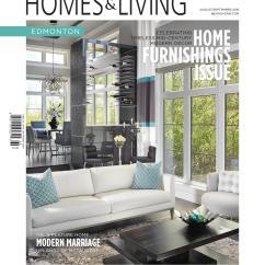 Rolf Benz Freistil Sofa No 180 Grey Corner Modern Homes Living Edmonton Aug Sept 2015 By Magazine H L Issuu