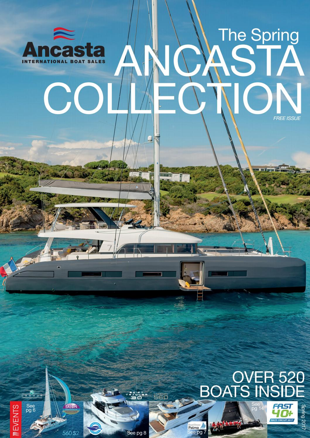 hight resolution of 17 ancasta spring collection issuu by ancasta international boat sales issuu