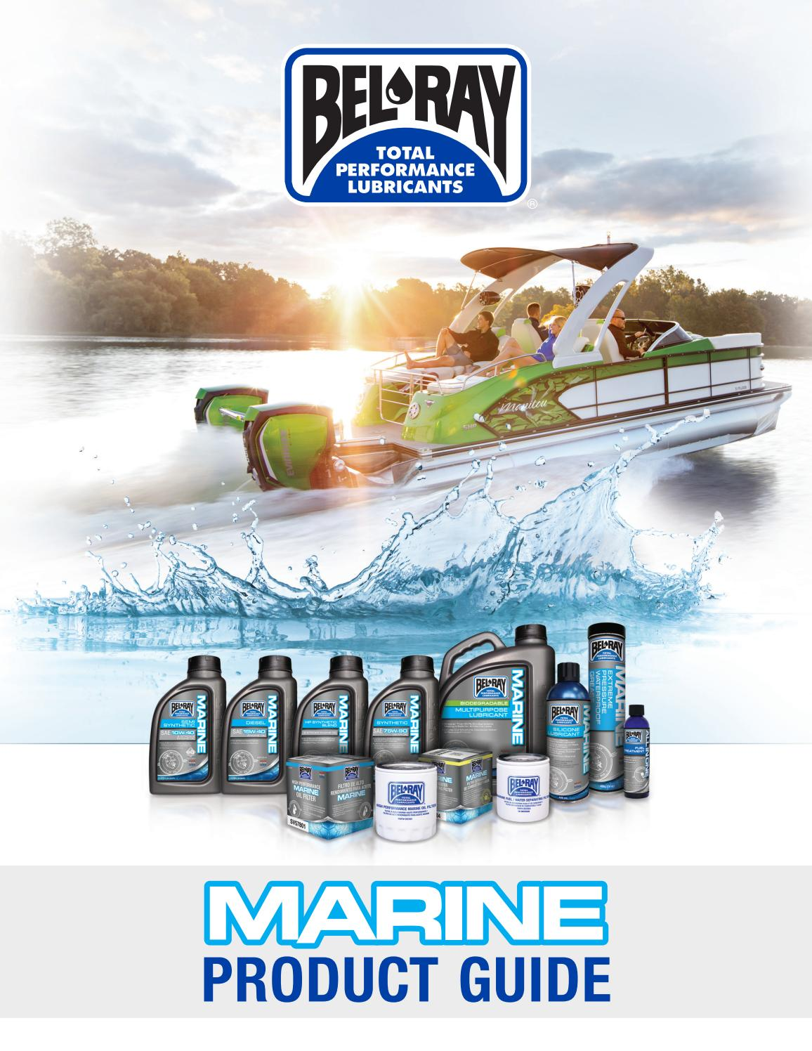 hight resolution of bel ray marine product guide 2017