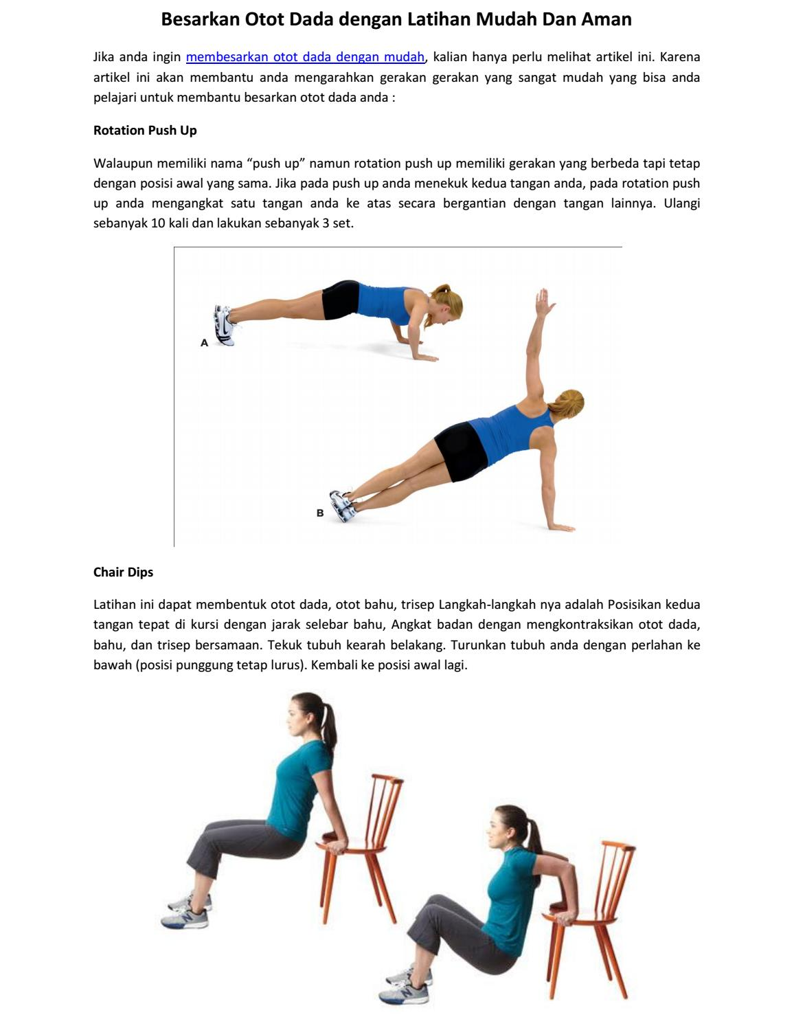 Gerakan Melatih Otot Tangan : gerakan, melatih, tangan, Membentuk