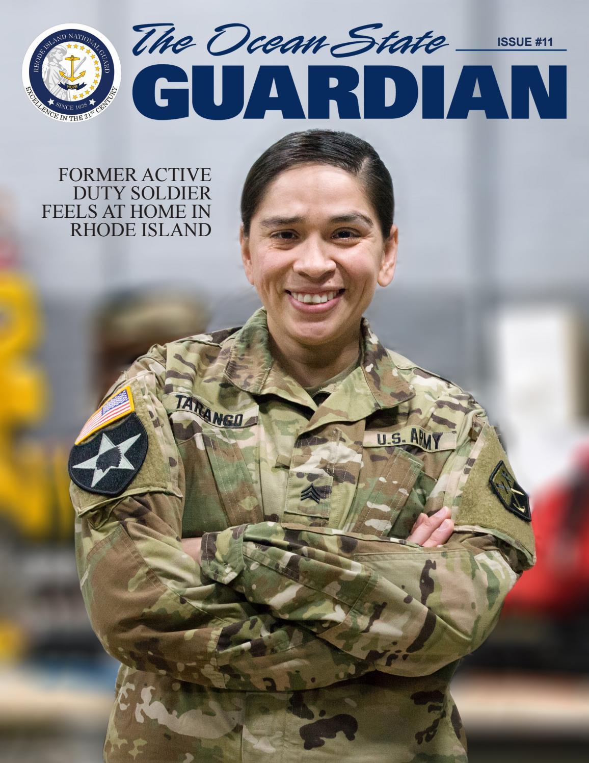 Ocean State Guardian Online Issue 11 By Rhode Island