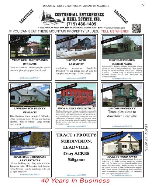 small resolution of mountain homes illustrated vol 26 num 2