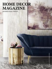 Home Decor Magazine Modern Sofas Trends - & Living