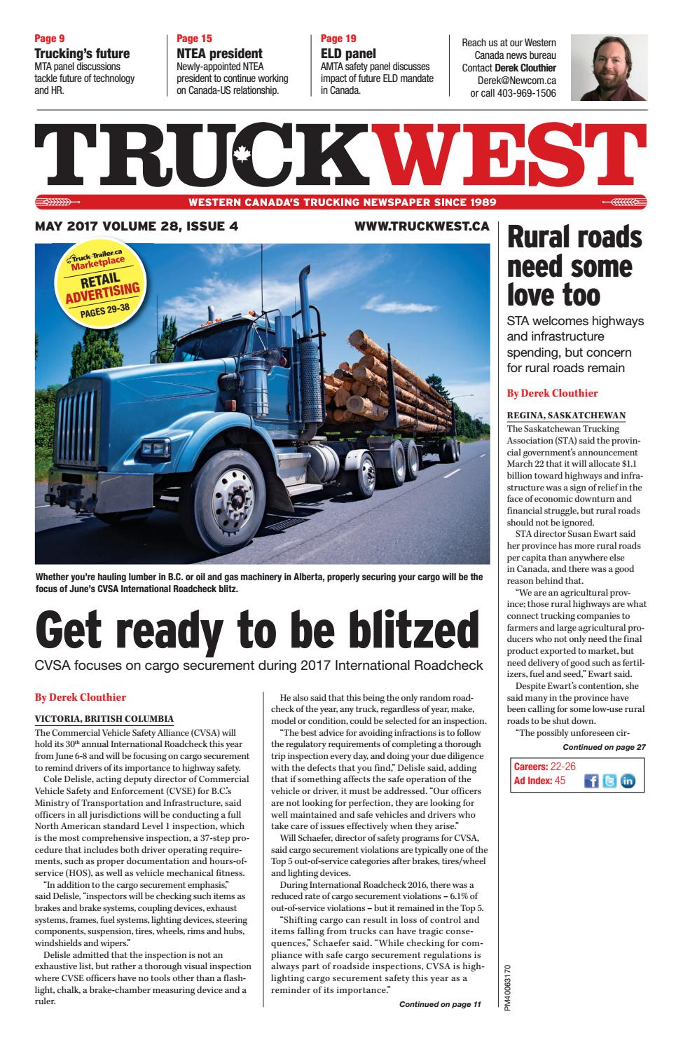 hight resolution of truck west may 2017