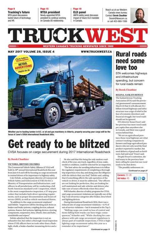 small resolution of truck west may 2017